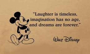 mickey mouse laughter
